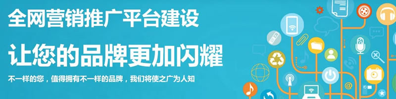 松松团队全网营销服务